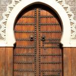 bigstock-Moroccan-door-31509116