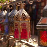 bigstock-Moroccan-glass-and-metal-lante-18670742