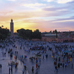 bigstock-Sunset-at-Djemaa-el-Fna-market-53350567