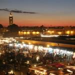 bigstock-Sunset-at-Jemaa-el-Fna-13701197