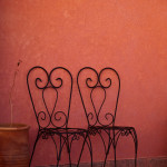 bigstock-Two-Heart-Shaped-Iron-Chairs-22476623