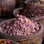 bigstock-dried-herbs-flowers-rose-in--18670736
